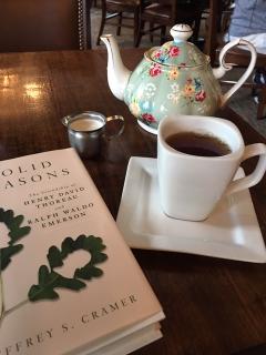 Tea in Concord